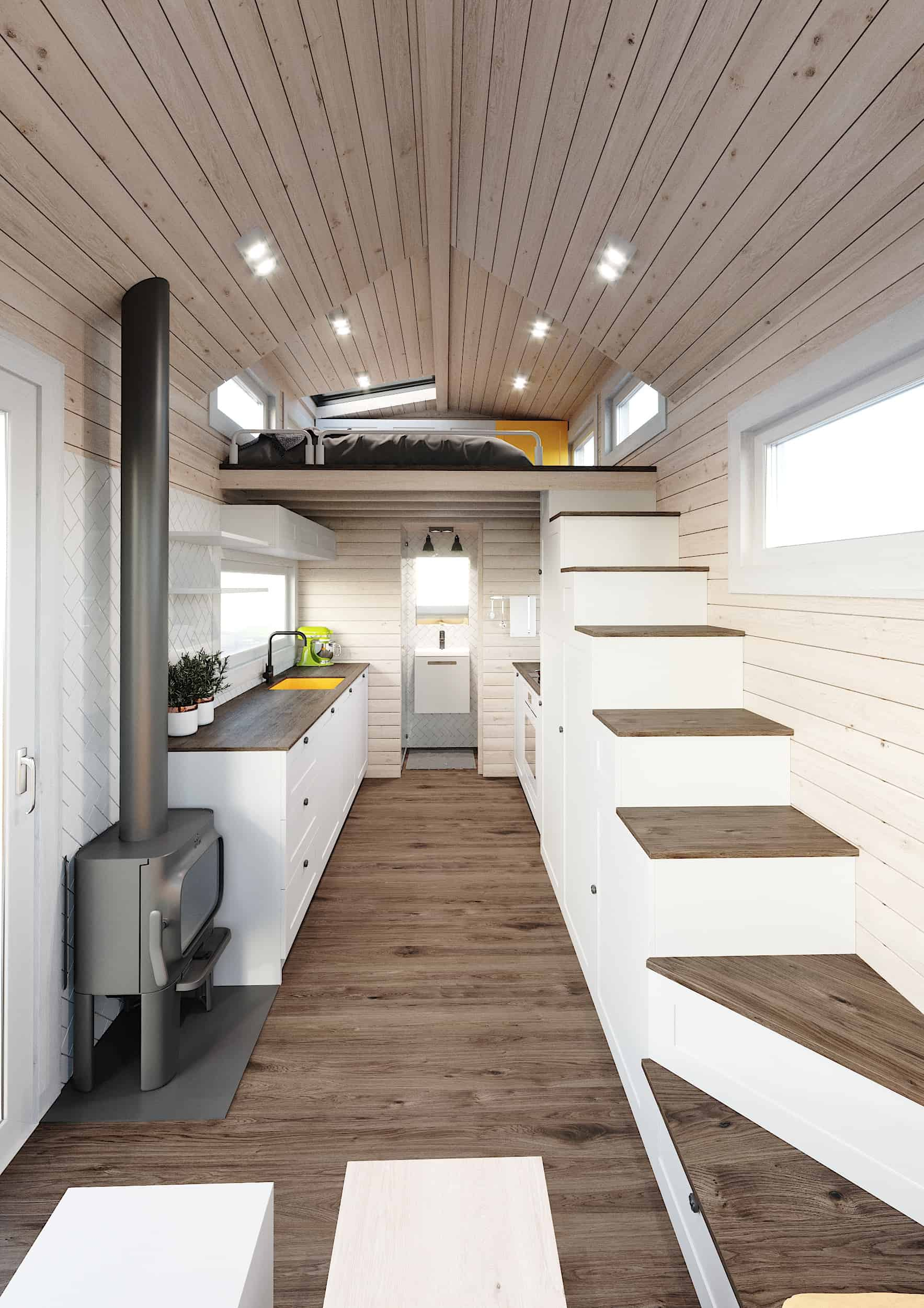 Tiny House Sunshine Deluxe