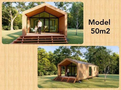 Small House 50m2